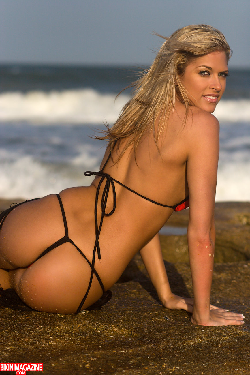 Barbie Blank | Almost Naked Bikini