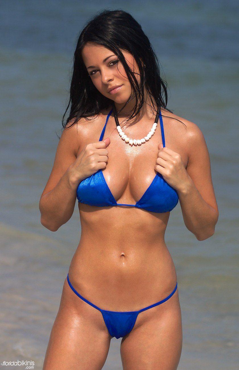 bikini Ashley marks