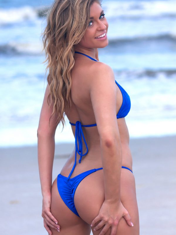 Ariana | Big Booty Mini Scrunch Bikini