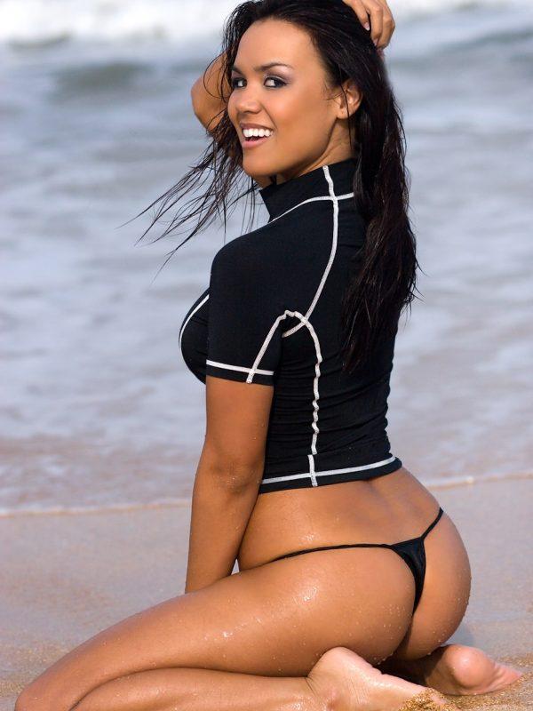 Brianna | Surfer Girl Thong Booty