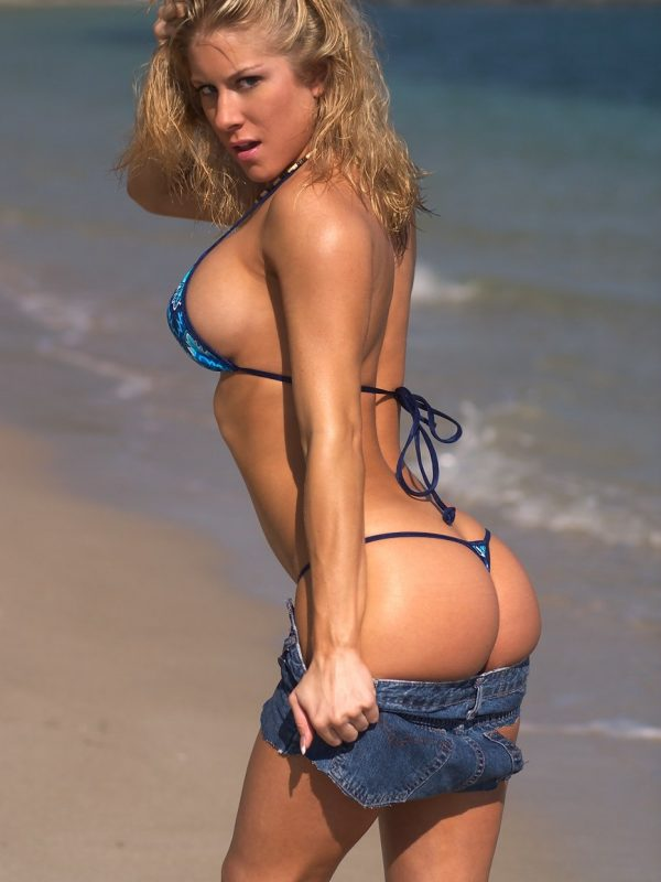 Denise Worth | Thong Booty Goals
